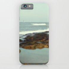 Boat in the sea Slim Case iPhone 6s