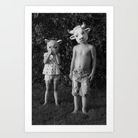 Children  Art Print