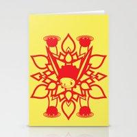 LOTUS HOLIC Stationery Cards