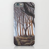 iPhone & iPod Case featuring Dark Forrest by Annette Jimerson
