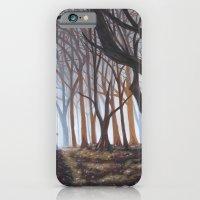 Dark Forrest iPhone 6 Slim Case