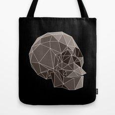 Geometric skulls Tote Bag