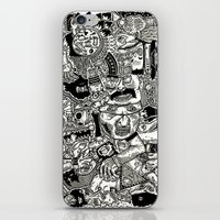 New Years Resolutions iPhone & iPod Skin