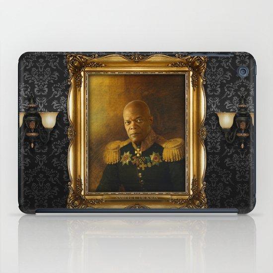Samuel L. Jackson - replaceface iPad Case