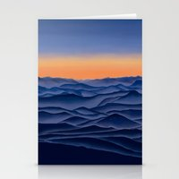 Day Breaks Stationery Cards
