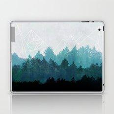Woods Abstract  Laptop & iPad Skin