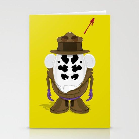 Mr Potato R. Stationery Card