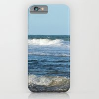 Waves And Distant Headla… iPhone 6 Slim Case