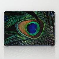 Peacock Eye iPad Case