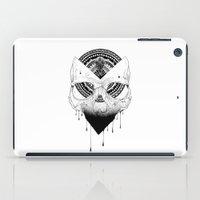 Enigmatic Skull iPad Case