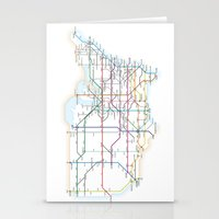 Interstate Stationery Cards