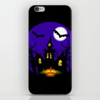 Halloween Night iPhone & iPod Skin