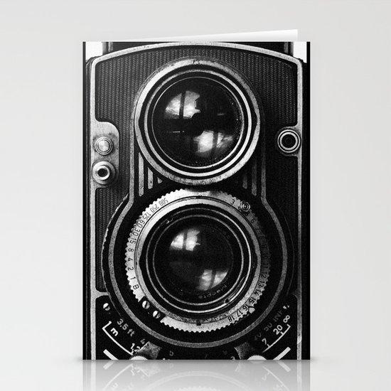 Boss Camera Stationery Card
