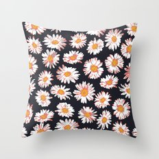 OOPS A DAISY Throw Pillow
