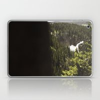 Yellowstone Falls . Ii Laptop & iPad Skin
