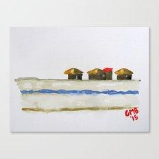 Parnaiba Piaui Canvas Print