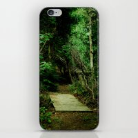 Entrance - color iPhone & iPod Skin