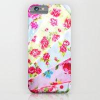 TEXTURE FLOWER  iPhone 6 Slim Case