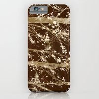 Make it Through (woodland brown edition) iPhone 6 Slim Case