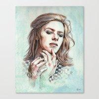 HunkyDory Canvas Print