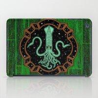 Squids in Space! iPad Case