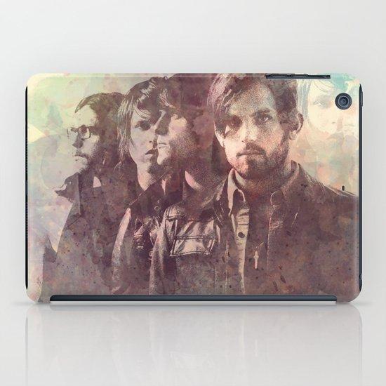 kings of leon iPad Case
