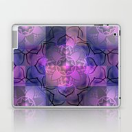 Laptop & iPad Skin featuring Pastel Morning Blue Vers… by Robin Curtiss