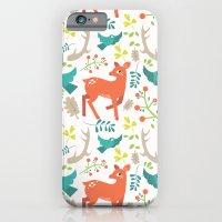 Forest Animals iPhone 6 Slim Case