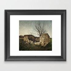 treehouse? Framed Art Print