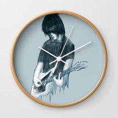 Celebrates Itself Wall Clock