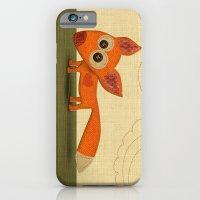 Cute Fox iPhone 6 Slim Case