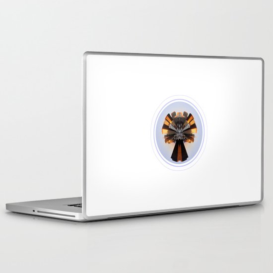 San Francisco Samouraï Laptop & iPad Skin
