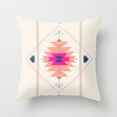 Kilim Inspired Throw Pillow