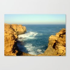 Great Southern Ocean Canvas Print