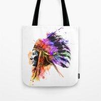 Harmony Apache Tote Bag