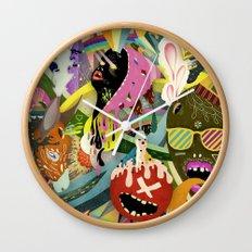 The Circus #01 Wall Clock