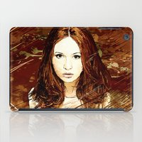 The Girl Who Waited iPad Case