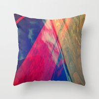 Signs In The Sky Collect… Throw Pillow
