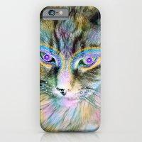 Circus Cat iPhone 6 Slim Case