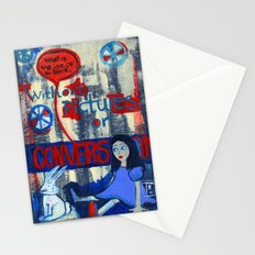 2010 Whats the use? Stationery Cards