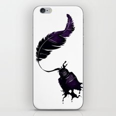 Leaving its mark iPhone & iPod Skin