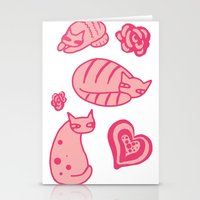 Cat3 Stationery Cards