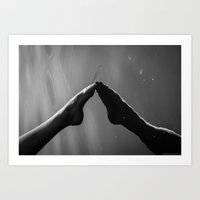 Keep in Touch Art Print