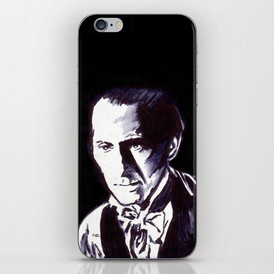 The Gentle Man of Horror iPhone & iPod Skin