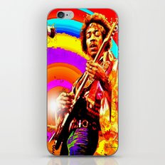 Purple Haze Baby iPhone & iPod Skin