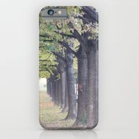 iPhone & iPod Case featuring l'allée royale by Françoise Reina