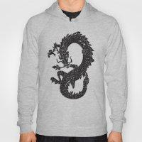 Black Oriental Dragon O… Hoody
