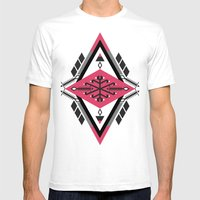 :::Space Rug2::: Mens Fitted Tee White SMALL