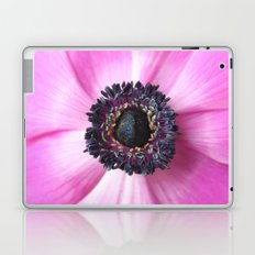Hello Spring - The Heart of a Anemone  Laptop & iPad Skin