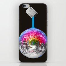 Canopy of Color iPhone & iPod Skin